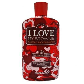 Tannymaxx I Love My Brownie Factor 3 Bronzing Lotion 200 ml